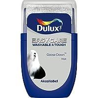 Dulux 5268073 Easycare 可清洗和坚韧测试涂料,鹅绒