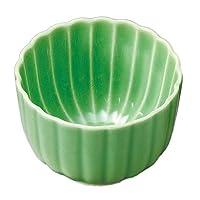 美濃燒 小碗 業務用 日本制造 6.2×4.4cm 菊形小碗SS(檜木) 12819234