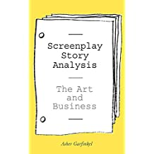 Screenplay Story Analysis (English Edition)