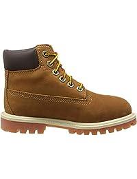 Timberland 添柏岚 儿童 6英寸经典靴