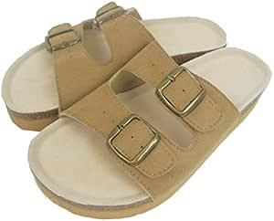 舒适凉鞋 女士 棕色 480-5593