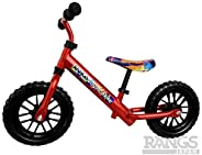 RANGS JAPAN (RANGS) 平衡自行车 铝垫 红色