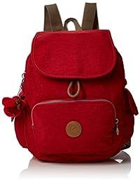 Kipling 凯浦林女式City Pack S 背包 32x 37x 19厘米 (宽 x 高 x 厚)