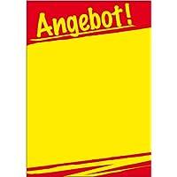 """Sigel DP981 主题纸张 字样""""Angebot""""的信纸 90 克,德标 A4,50 页"""
