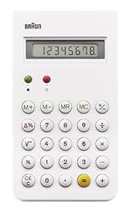 Braun - 计算器 - 白色 - BNE001WH