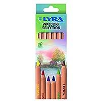 LYRA 超级 ferby 彩色铅笔,各种