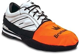 Brunswick 保龄球产品鞋滑块 - 霓虹橙色