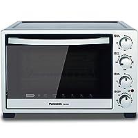 Panasonic 松下 电烤箱 NB-H3200 32L(银色)大容量32L 松下烤箱技术 人性设计 安全品质