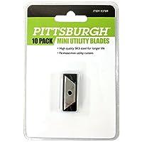 Pittsburgh 迷你工具刀替换刀片,10 个装