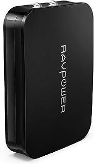 RAVPower 45W USB C Power Delivery 壁挂式 多种颜色 黑色