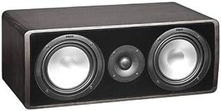 Canton Ergo 655 中置/紧凑型音箱(110/160W),2.5声道低音反射,黑色