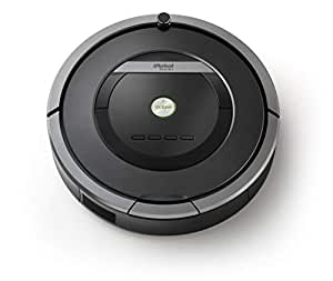 iRobot Roomba 871 真空清洁机器人,黑色
