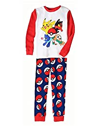 pokémon pokemon 男童保暖内衣套装