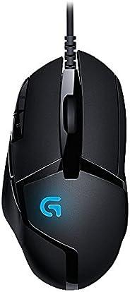 Logitech 罗技 G402 高速追踪游戏鼠标(黑色)