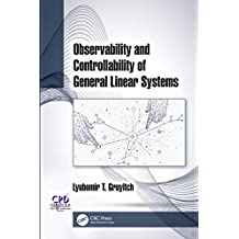 Observability and Controllability of General Linear Systems (Control of Linear Systems) (English Edition)