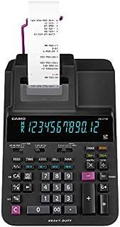 Casio 卡西欧 Office Products DR-270R 重型打印计算器 黑色