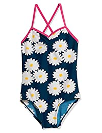 Playshoes 婴儿-女孩泳装 Uv-保护Margerite