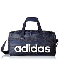 adidas 阿迪达斯 TRAINING 男式 LIN PER GR TB S 斜挎队包 AY5487 多色/白/白 S