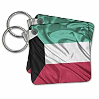 kc_28262 Flags - Kuwait Flag - Key Chains