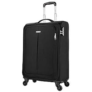 American Tourister 美旅箱包 BELFAST 经典商务拉杆箱软箱 79Q 黑色 21寸