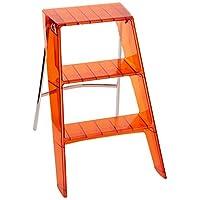Kartell Upper 梯子 Rot Orange 46  x  60  x   cm