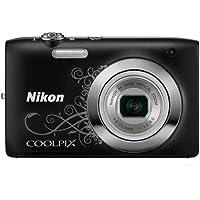 Nikon 尼康 S2600 数码相机(花纹黑色)