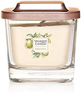 Yankee Candle Company Elevation Collection 带防水台盖 Small | 1-Wick 1591109