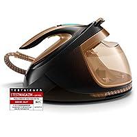飛利浦 gc9682 / 80完美 Care Elite Plus 蒸汽熨燙 Station, dynamiq - 傳感器, 8 Bar, 1.8 L, 2700 W, 銅色/黑色