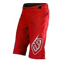 Troy Lee Designs Sprint 青年越野自行车骑行裤 24 USA 红色 224786014