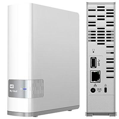WDコンテンツソリューション事業FBA_WDBCTL0030HWT-NESN私の雲NAS 3TB GBE 10/100/1000個人的なクラウドストレージ