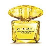 [Versace] Yellow Diamond Intense 90 ml EDP 喷雾 (亚马逊海外卖家)