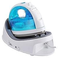 Panasonic 松下无绳电熨斗NI-WL30(蓝色)简单方便的熨烫新体验1300W