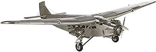 Ford Tri Motor Plane Model in Aluminum