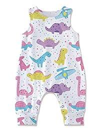 Ahegao 男童女童睡衣 2 件套睡衣套装 长款 T 恤裤子 睡衣 2-9T