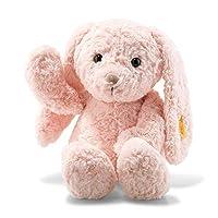 Steiff 柔软可爱朋友泰尔达兔子兔子,粉色,33.02 厘米