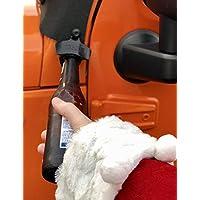 Iceboxx 身体安装开瓶器 Jeep 配件适合 Jeep 牧马人 JK, JK Unlimited