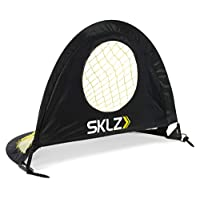 SKLZ 足球 2 合 1 精密弹出式球门和目标训练器