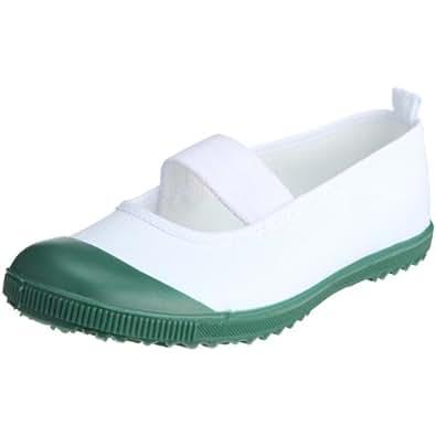 [阿基里斯] 室内鞋 日本制造 彩色芭蕾 HCB 5200 绿色 22 2E