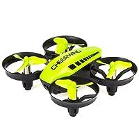 Cheerwing CW10 兒童迷你無人機 Wifi FPV 無人機 帶相機遙控四軸飛行器,帶高度固定裝置和一鍵拆卸/起落 *