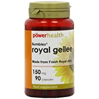 Power Health 150mg Bumbles Royal Gellee - Pack of 90 Capsules