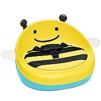 Skip Hop Zoo Booster Seat Yellow Bee
