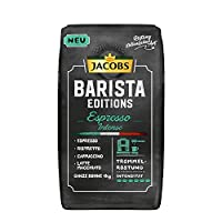Jacobs Barista Editions Espresso 咖啡 浓烈 咖啡师版 全豆1 kg