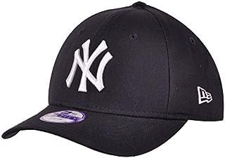 New Era 男童MLB 基础款纽约洋基队9Forty可调节帽子