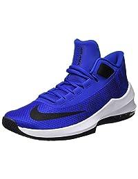 Nike 男式 Air Max Infuriate 2 中帮篮球鞋
