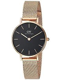 Daniel Wellington 丹尼尔·惠灵顿 经典小号 Melrose 黑色 28毫米手表