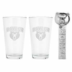 *吧玻璃/开瓶器套装 - Baylor University