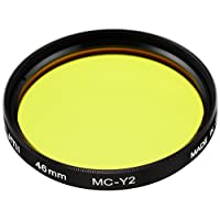 MARUMI 相機用 濾鏡 MC-Y2 黑白攝影用