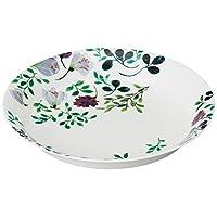 Narumi 鸣海 安娜·Anna Emilia 餐盘 碗 パスタプレート ブーケ 24cm 51857-5721P