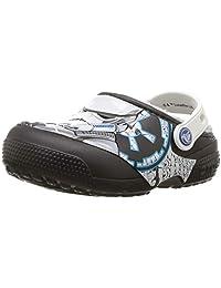 Crocs 儿童趣味实验室内衬星球大战冲锋队洞鞋