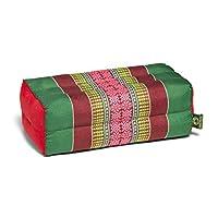 Kapok Dreams 冥想垫,瑜伽道具 * 天然 Kapok 填充物(天然植物纤维)时髦*设计枕头